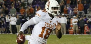 Texas went 6-7 in the first year under Charlie Strong. The Longhorns look to improve in 2015.