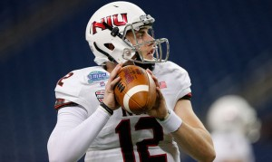 Northern Illinois looks for a fourth MAC title in the last five seasons.