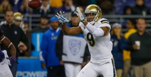 Jordan Payton (pictured) has departed to the NFL, and Kenny Walker is the only returning starter at WR for UCLA.
