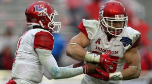 The Houston Cougars are coming off a 13-1 season which saw them defeat FSU in the Peach Bowl.