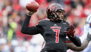 Reggie Bonnafon may be the favorite for the QB role, but there's competition.