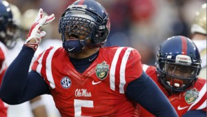 Ole Miss is a 4 point favorite against LSU Saturday.