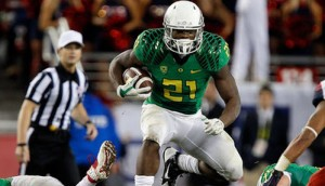 Oregon takes on Utah in the Pac 12 opener for both schools.