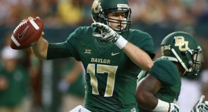 Baylor is a significant favorite against Texas Tech Saturday.