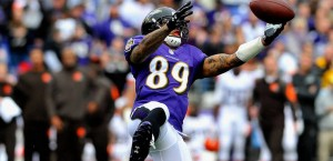 Steve Smith still caught for 1,065 yards last season at age 35.