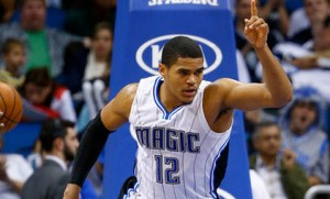 Tobias Harris and Otto Porter Jr will meet on the wings tonight.