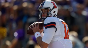 Wes Lunt will try to stay healthy after missing five contests in 2014.